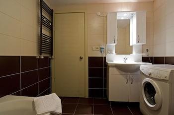 Nupelda Suites Osmanbey - Bathroom  - #0