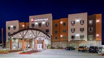 機場貝斯特韋斯特套房飯店 Best Western Plus Airport Inn & Suites