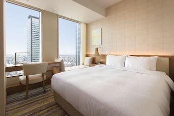 ダブルルーム 禁煙 (Moderate)|名古屋 JR ゲートタワーホテル