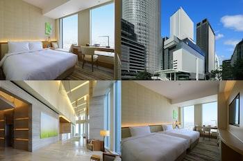お部屋タイプお任せ 禁煙|名古屋 JR ゲートタワーホテル