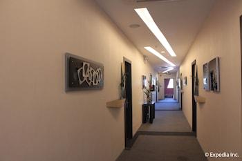 Segara Suites Subic Hallway