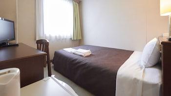 セミダブルルーム 喫煙|12㎡|ホテルセレクトイン三島