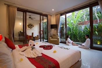 Deluxe Villa, 1 Yatak Odası, Kişiye Özel Havuzlu