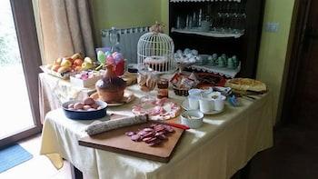 Piccolo Borgo del Giglio - Breakfast Area  - #0