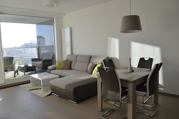 全景公寓及免費停車飯店