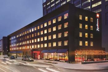 明尼亞波利斯麗笙紅標飯店 Radisson RED Minneapolis