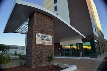 Fairfield Inn & Suites by Marriott Nogales - Hotel Entrance  - #0