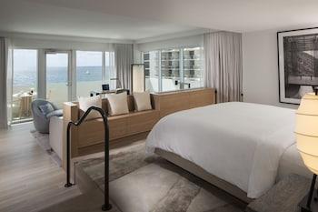 Suite, 1 King Bed, Ocean View (Zen)