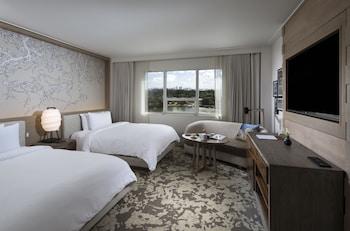 Deluxe Room, 2 Queen Beds, Bay View