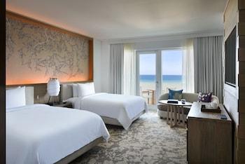 Deluxe Room, 2 Queen Beds, Ocean View