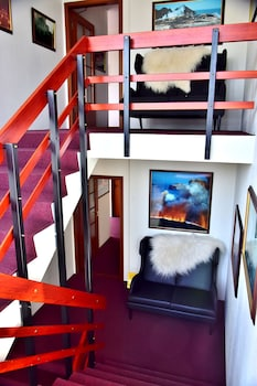 Guesthouse Hamar - Staircase  - #0