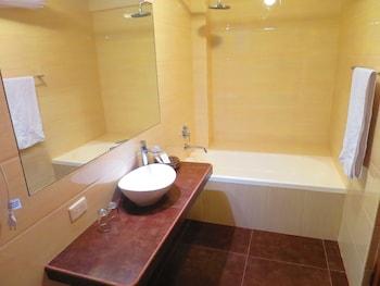 Hotel Terraza de Luna - Bathroom  - #0