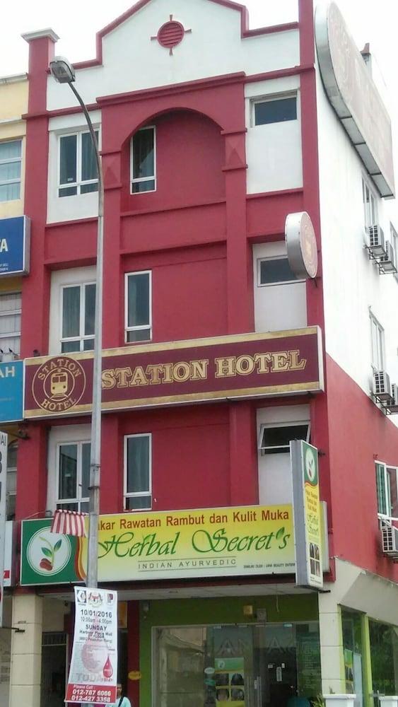 ステーション ホテル クラン
