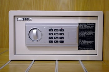 Tri Giao Hotel - In-Room Safe  - #0