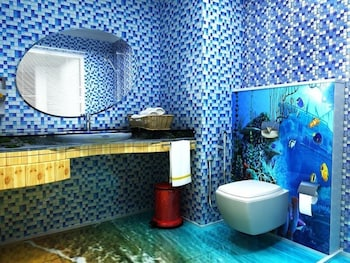 I love Bell Bottoms - Bathroom  - #0