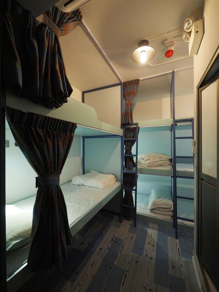 パンダズ ホステル - オールド香港 (熊貓旅館 - 懷舊館)