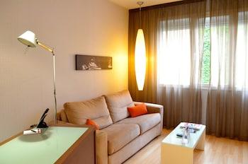 Hotel Rekord - Living Area  - #0