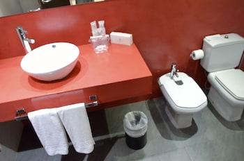 Hotel Rekord - Bathroom  - #0