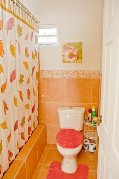 Port of Spain Breezy Guest Apartment - Bathroom  - #0