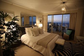 黃金海岸愛豪華半頂層房飯店