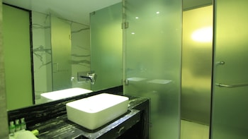 Kumar Resort Lonavala - Bathroom  - #0