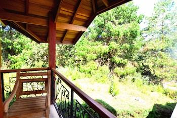 Pousada Villa Monte Verde - Balcony  - #0