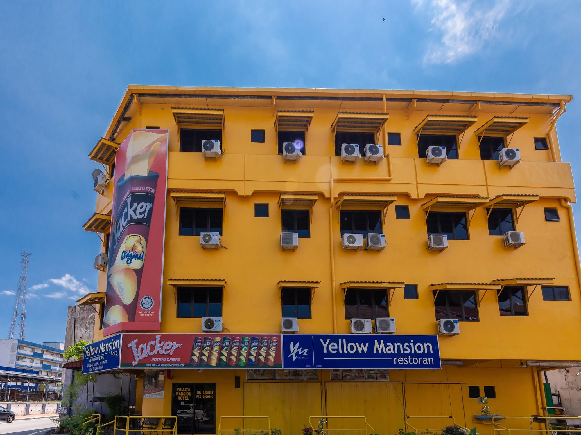 Yellow Mansion Hotel Banda Kaba, Kota Melaka