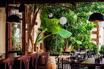 Polydoros Hotel Apartments - Outdoor Dining  - #0