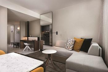 アディナ アパートメント ホテル フランクフルト ウエストエンド