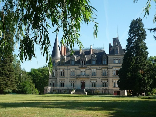 Château de Boisrenault, Indre