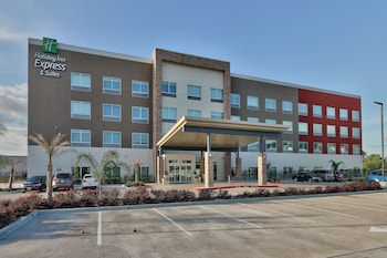 東休士頓智選假日飯店 - 貝特威 8 號 Holiday Inn Express & Suites Houston East - Beltway 8, an IHG Hotel