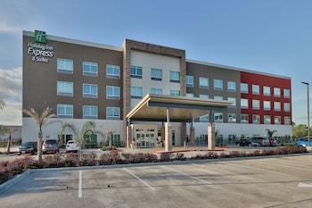 東休士頓智選假日飯店 - 貝特威 8 號 Holiday Inn Express & Suites Houston East - Beltway 8