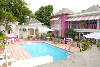 粉色木槿旅館