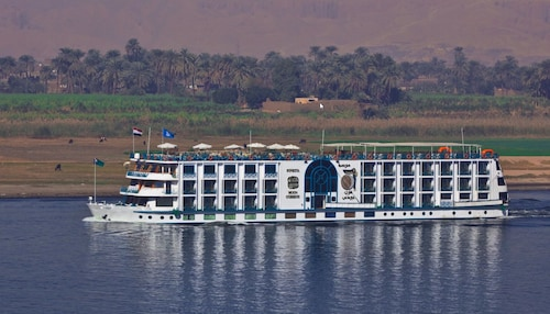 MS Sonesta Moon Goddess,Luxor-Luxor 7 Night Cruise Sat-Sat, Luxor