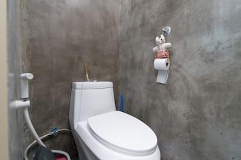NTY Hostel Near Suvarnabhumi Airport - Bathroom  - #0