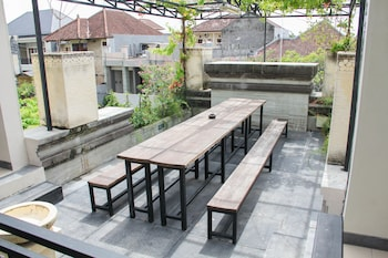 Airy Denpasar Barat Pura Demak Gang Marlboro Bali - Balcony View  - #0