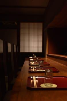 MUROMACHI YUTONE KYOKOYADO Dining