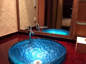 MUROMACHI YUTONE KYOKOYADO Bathroom