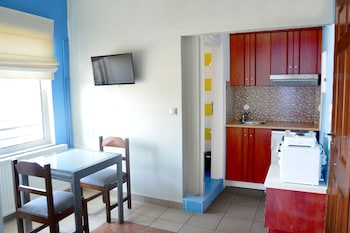 Chania Apartments - In-Room Kitchen  - #0