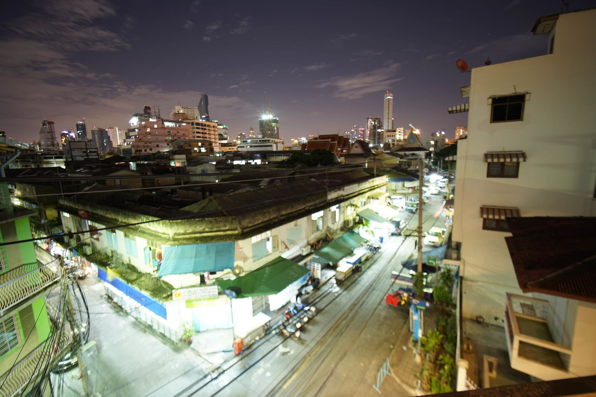 Urban Hostel Bangkok, Bang Rak