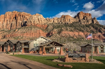 Hotel - SpringHill Suites by Marriott Springdale Zion National Park