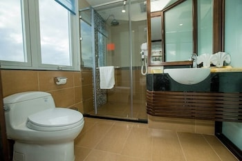 New Star Halong Hotel - Bathroom  - #0