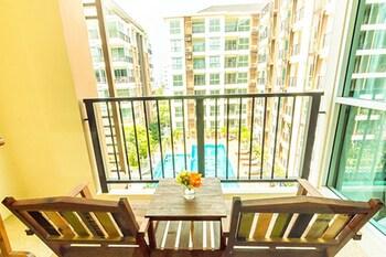 G Residence Pattaya - Balcony  - #0
