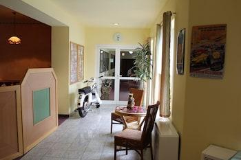 Hotel Riedel - Interior Entrance  - #0