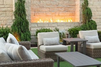 奧斯丁雪松公園萬豪春季山丘套房飯店 SpringHill Suites by Marriott Austin Cedar Park
