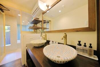 MACHIYA OOZORA Bathroom