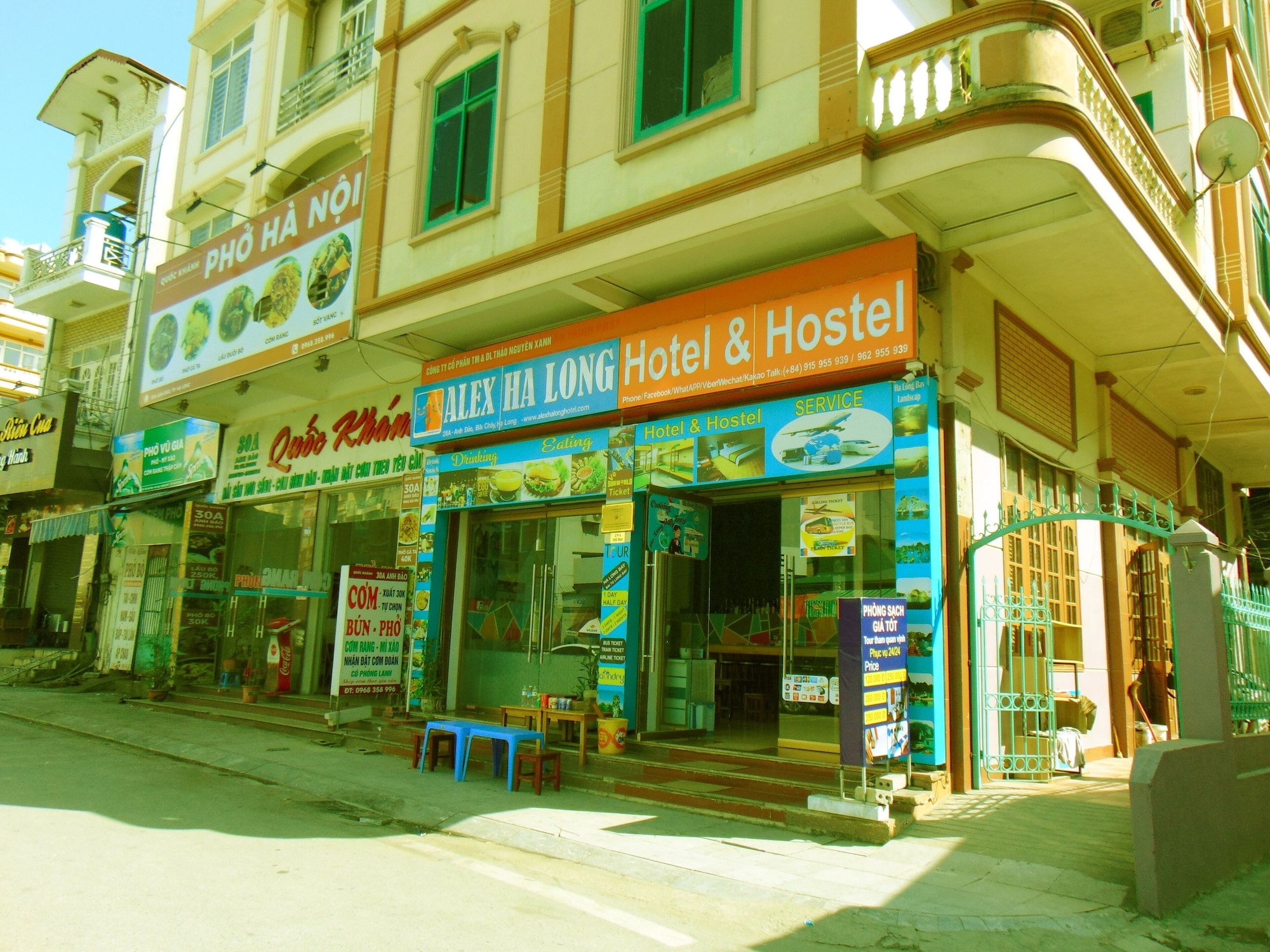 Alex Hotel, Hạ Long