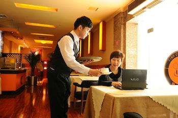 Chengdu Taiji Business Hotel - Cafe  - #0