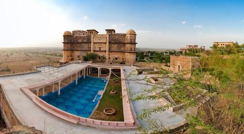 Neemrana's Tijara Fort Palace, Alwar