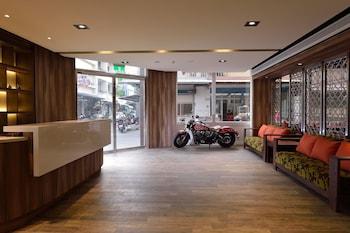 Home Rest Hotel - Interior Entrance  - #0